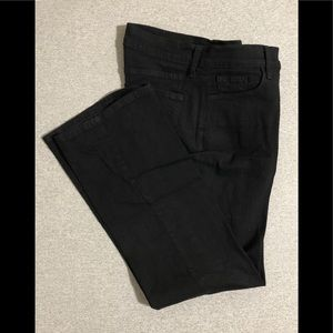 NYDJ  Black Lift/Tuck Boot Cut Jeans, NWOT
